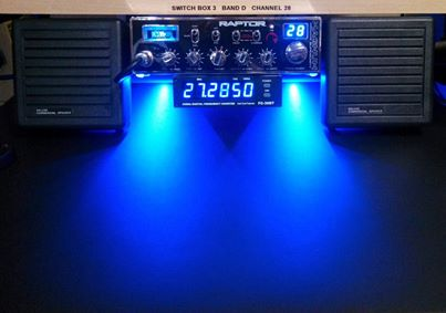 BullDog FX1 Station Blue