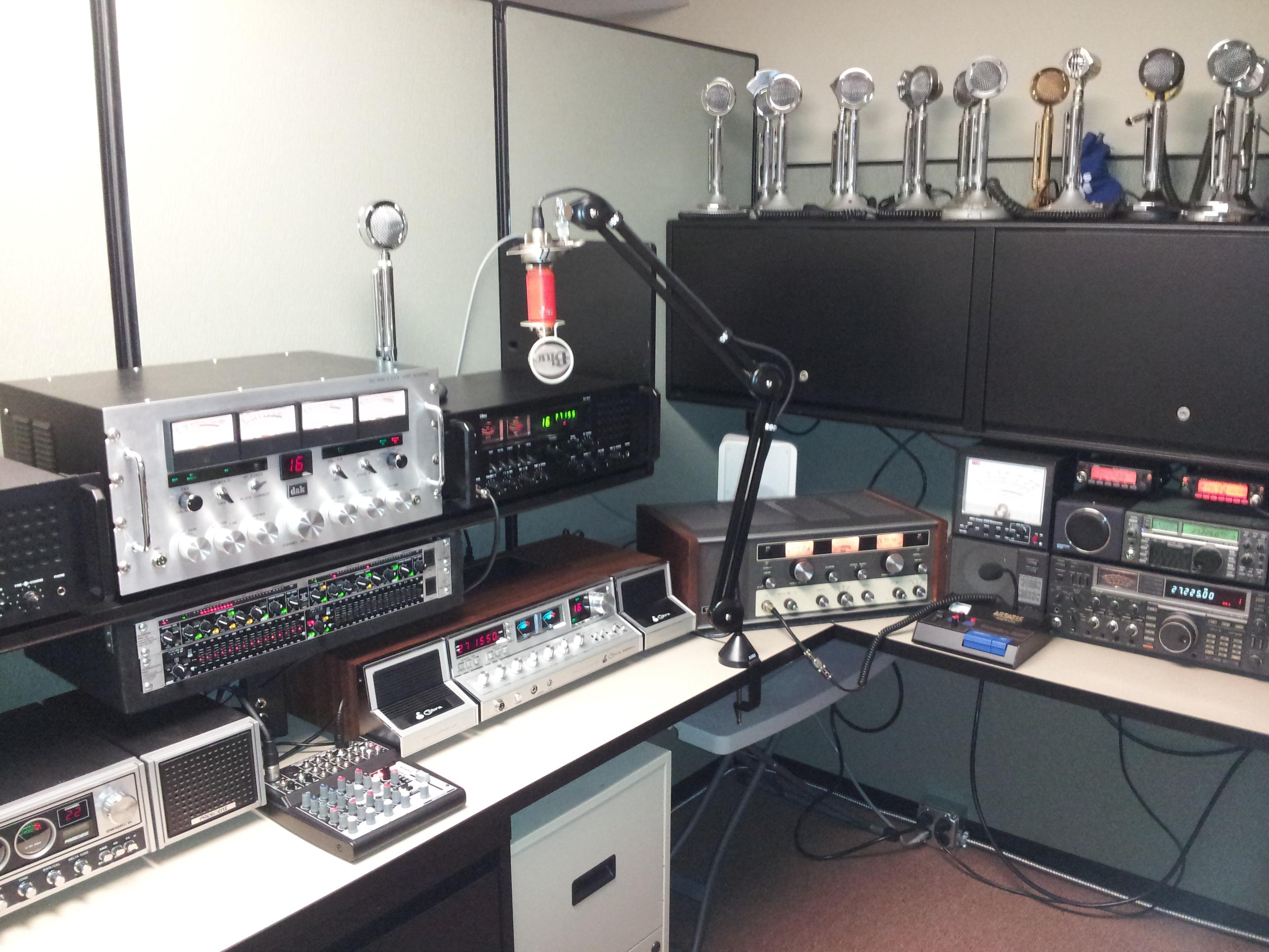 Custom Builds Cb Radio Mixer Wiring Garys Shack