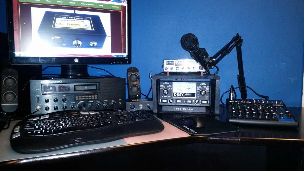 Mike Craft's Station