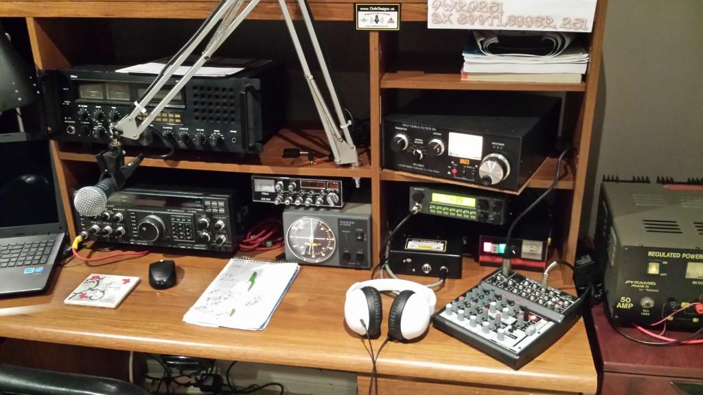 Bootleggers Setup