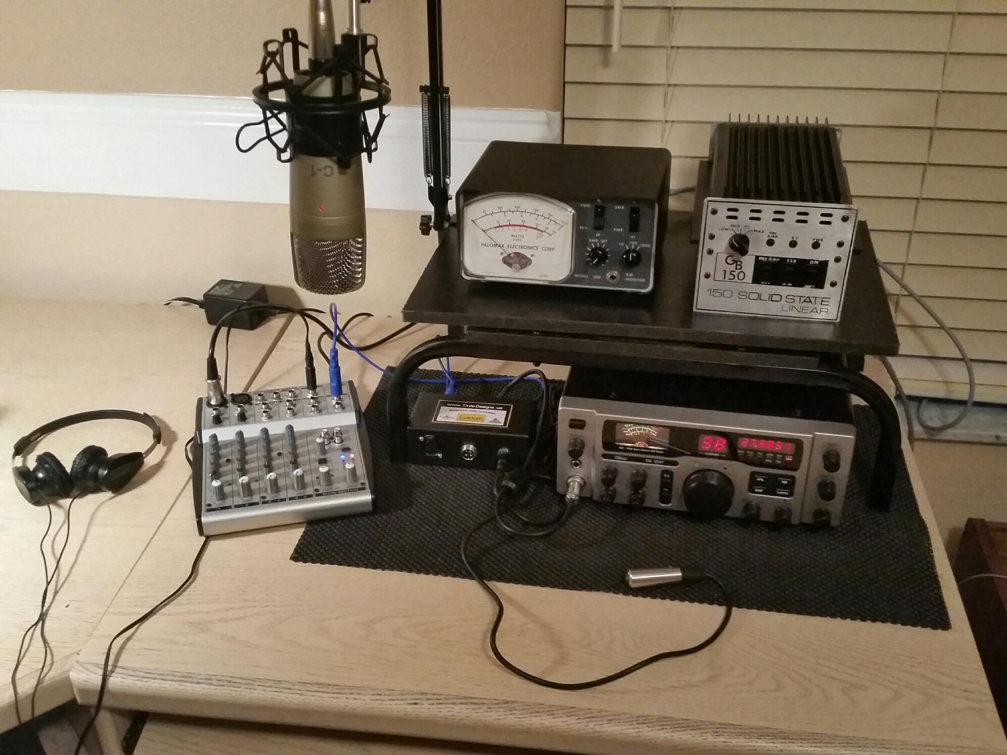 Cb Radio Mixer Wiring - Wiring Diagrams Digital