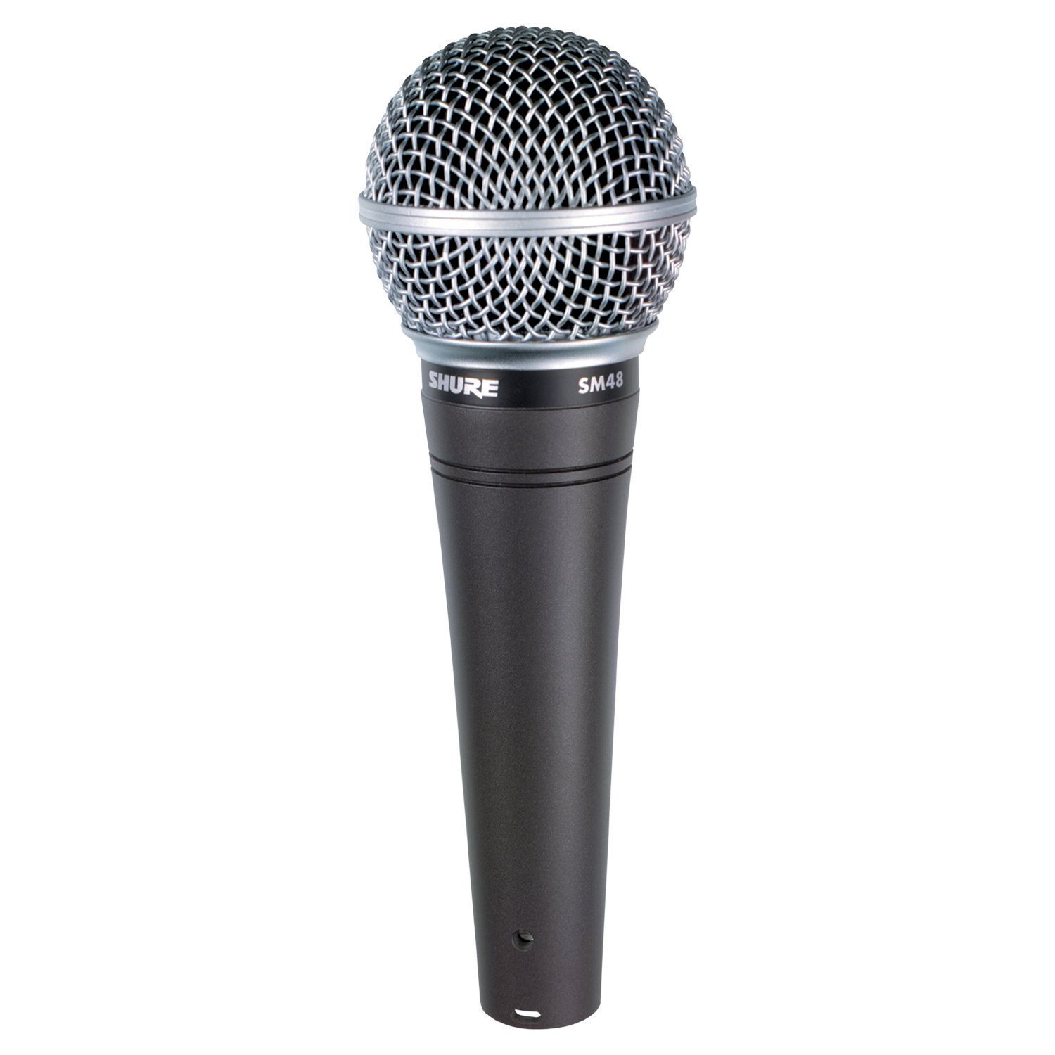 shure pga 48 dynamic vocal microphone w 15 xlr cable. Black Bedroom Furniture Sets. Home Design Ideas