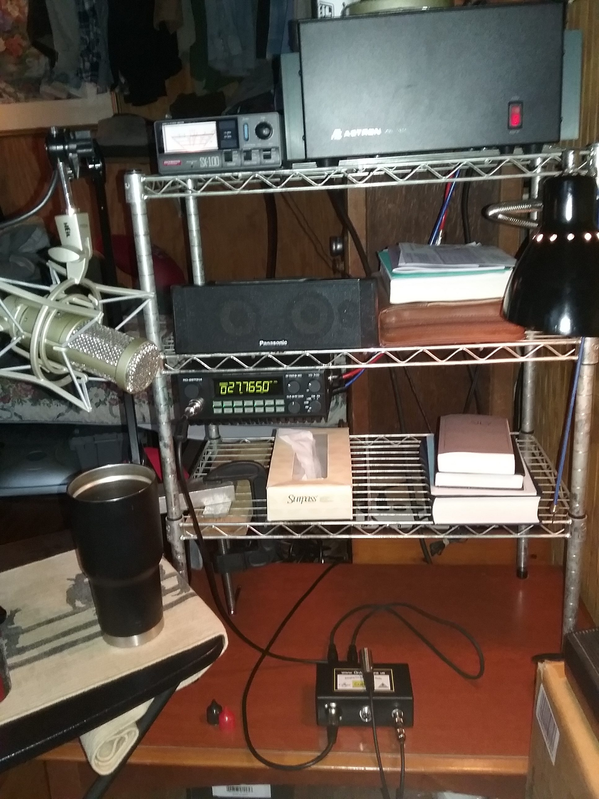 Custom Builds Cb Radio Mixer Wiring John W In Ga
